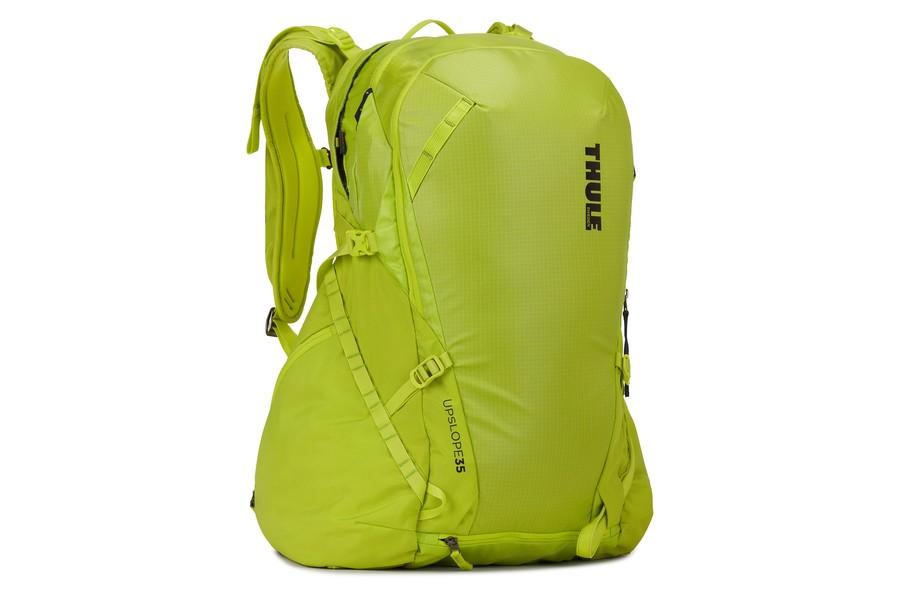 Thule Upslope 35L Airbag 3.0 ready hátizsák lime zöld (3203610) 0405af9539